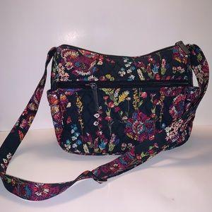 Vera Bradley Navy/Multi color shoulder bag.